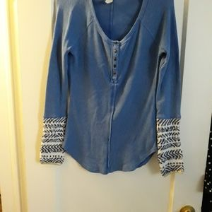 Free People Tops - Free the people fitted thermal